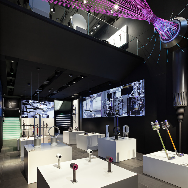 Dyson Demo store, Oxford Street, London.jpg
